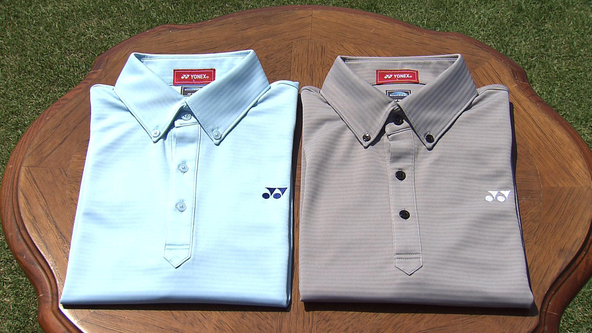 ヨネックスレディス2021大会記念ボタンダウンシャツ