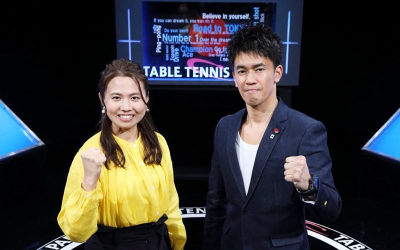 卓球ジャパン!