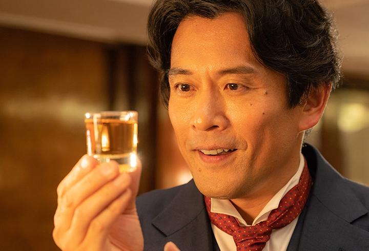 BSテレ東4K放送スタート記念 日経ドラマスペシャル 琥珀の夢 特別版