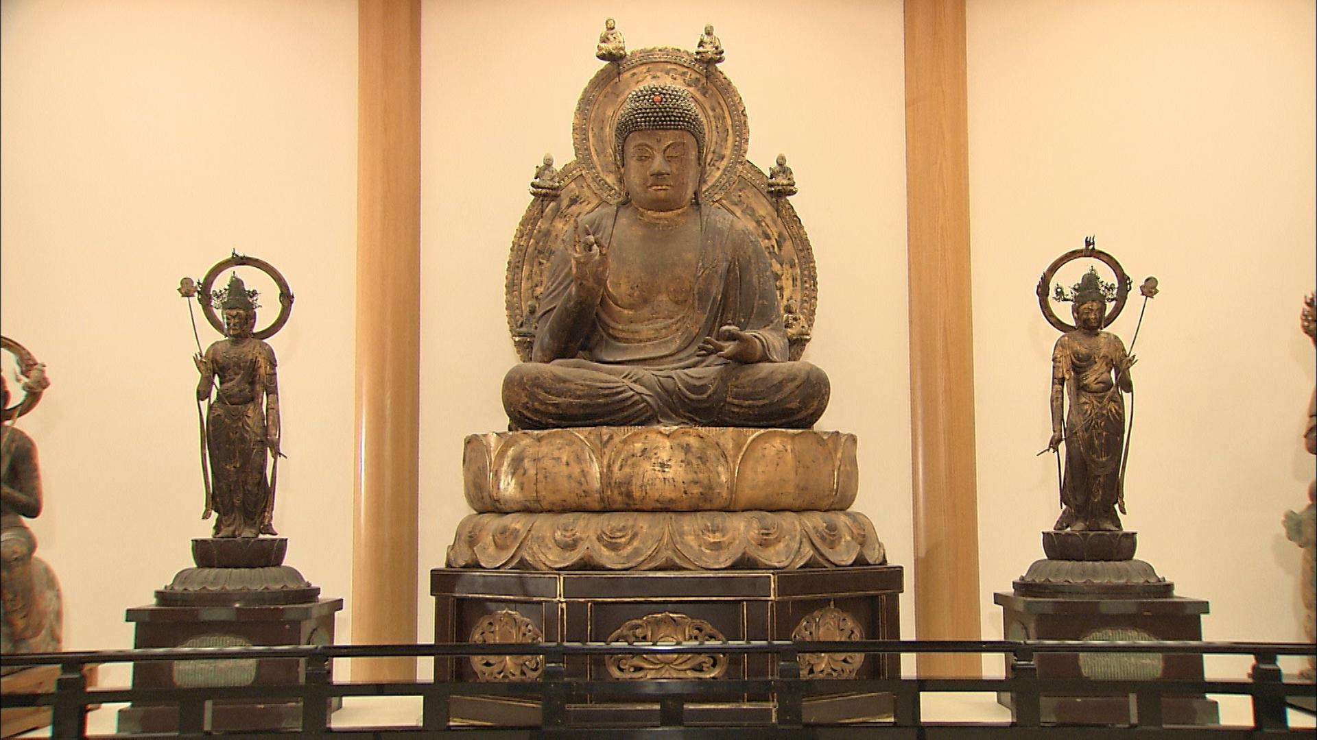 秀吉の愛した寺~京都・醍醐寺 守り継がれた宝たち