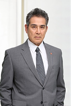 筒井道大役(宇梶剛士)