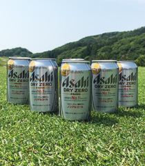 アサヒビール「アサヒドライゼロ缶350ml 24本入り1ケース」
