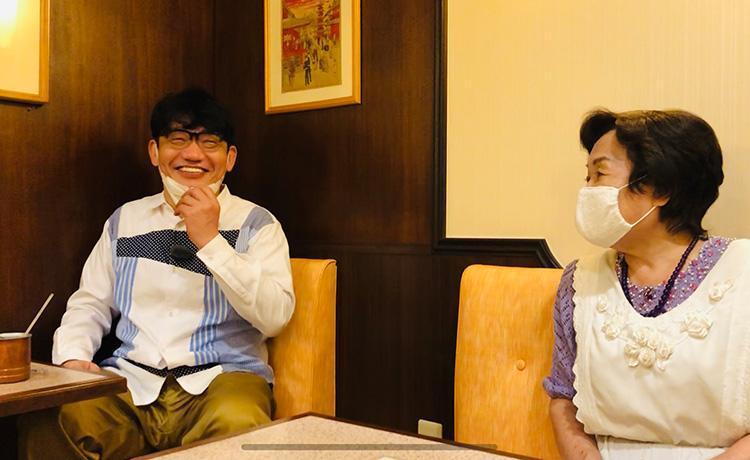 飯尾和樹のずん喫茶~